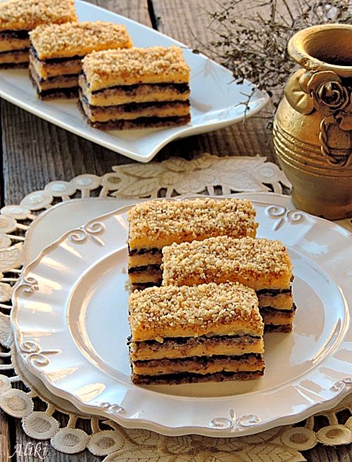 Mamina jela: Kocke od oraha, vanile i čokolade