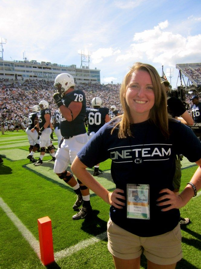 Interested in attending Pennsylvania State University, majoring in Advertising, or both?  Read Kristen's College Candid to hear about her college experience!