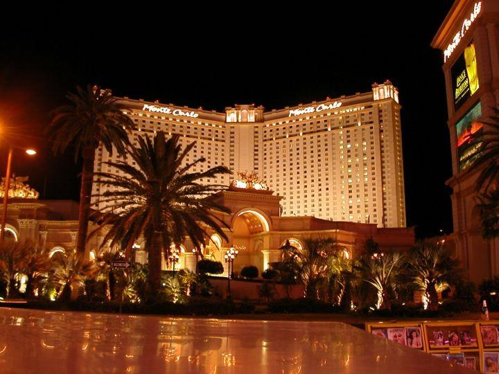Monte Carlo Resort and Casino in Las Vegas, NV