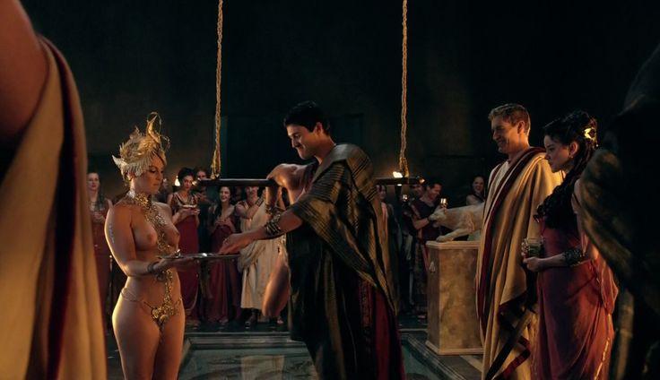 Ancient Rome Seminude Slave Girl By Fabioundici On Deviantart Rome
