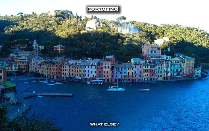 November in Portofino Italy