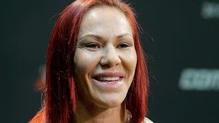 cool Cris 'Cyborg' information weigh loss problems, upcoming battle with Lina Lansberg at UFC Fight Night 95 in