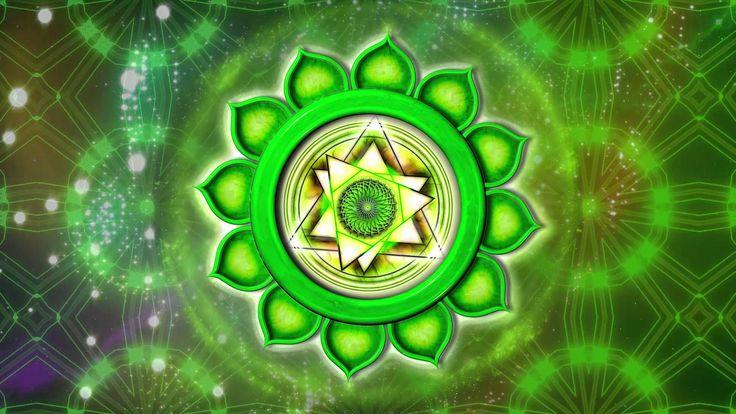 Активация и гармонизация  чакры Анахата