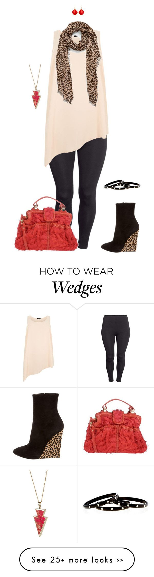 """Happy kitty- plus size"" by gchamama on Polyvore featuring H&M, Giuseppe Zanotti, Jamin Puech, Sole Society, Nest, Avindy and Helix & Felix"