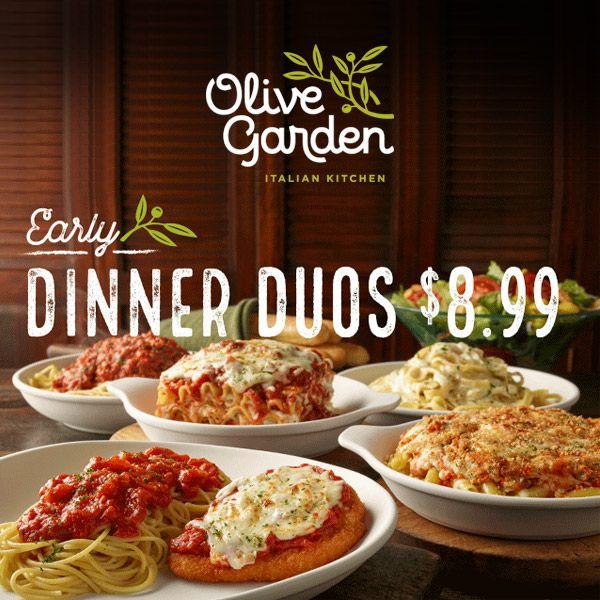 Senior Discount Club Dinner Italian Dinner Filled Pasta