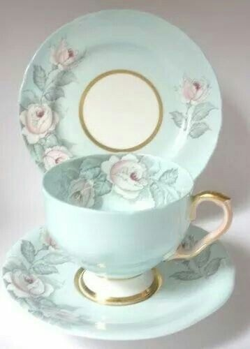 Teacup - very delicate colour!