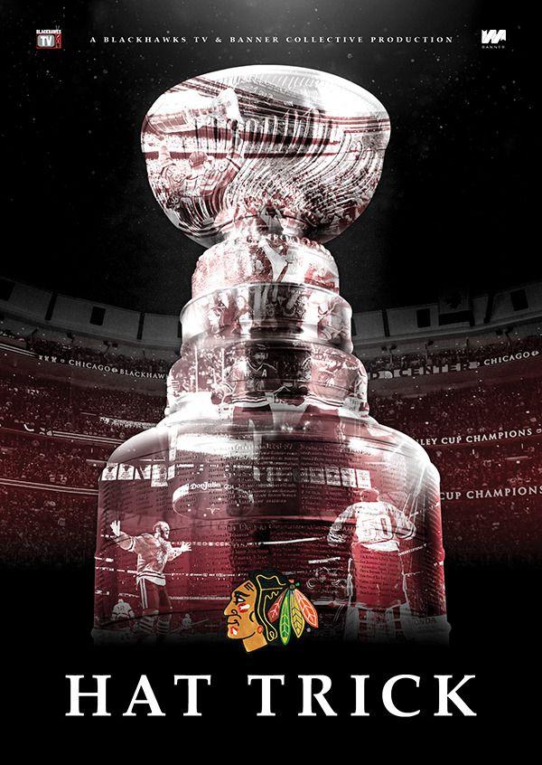 Blackhawks announce championship movie and book details - Chicago Blackhawks - News