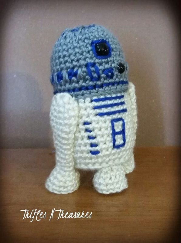 Free Crochet Patterns Amigurumi Star Wars : 1000+ images about babes in toyland on Pinterest ...