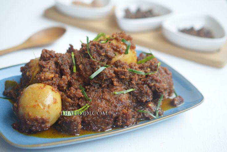 Diah Didi's Kitchen: Rendang Ala Diah Didi's Kitchen