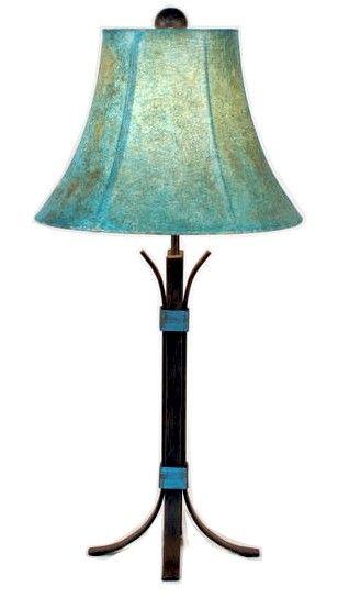 Best 25+ Turquoise lamp shade ideas on Pinterest ...