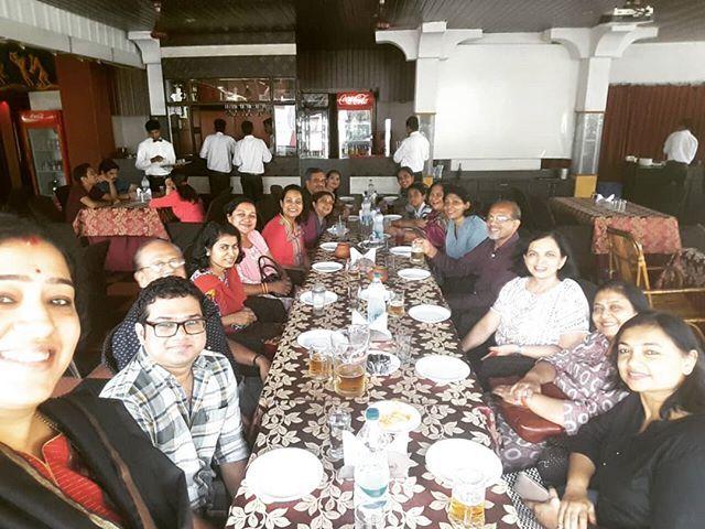 The Toast Masters Mangalore @maharajamlr . . . . #Maharaja #MaharajaMangalore #MaharajaRestaurant #16thanniversary #MaharajaFamilyRestaurant #Restaurant #IndianFood #IndianThali #igersindia #igers #toastmaster #toastmasters #toastmastersmangalore #mangalore #karnataka #kudla #gsb #gsbcuisine #homemade