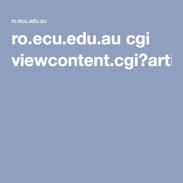 ro.ecu.edu.au cgi viewcontent.cgi?article=1751&context=ecuworkspost2013