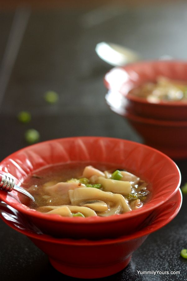 Vegetable Soup With Sriracha, Lemongrass, And Tofu Recipe — Dishmaps