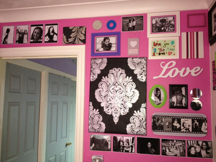 12 Year Old Girl 39 S Room Up Cycled Frames Girls Room