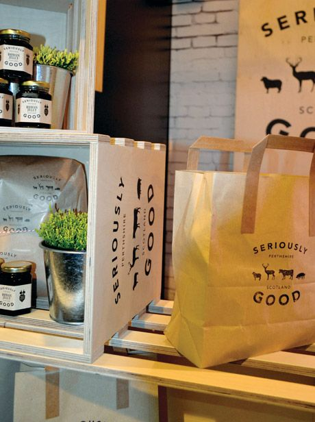 Brand Etiquette, brand design in Belfast, Northern Ireland | Seriously Good Venison - Brand Etiquette, brand design in Belfast, Northern Ireland