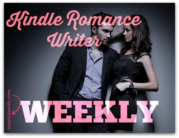 NEW: Write Hot-Selling Kindle Romance Ebooks, Week by Week - Angela Booth's Fab Freelance Writing Blog