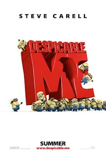 "http://unduhnetwork.blogspot.com/2012/10/despicable-me-free-download.html    Gru (Steve Carell), a super-villain, has his pride injured when an unknown super-villain steals the Great Pyramid of Giza, and is described as making ""all other villains look lame"". Gru decides to do better by shrinking and stealing the moon, an idea based on his childhood dreams of being an astronaut, which were always discouraged by his mother (Julie Andrews)."