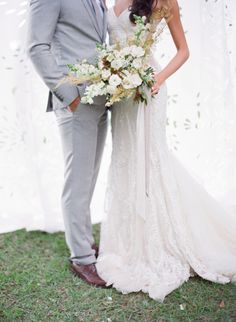 Styled to perfection: http://www.stylemepretty.com/2015/06/18/elegant-mexico-wedding-inspiration/ | Photography: Jose Villa - http://josevilla.com/