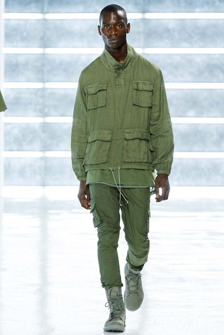 John Elliott + Co Spring 2016 Menswear - Collection - Gallery - Style.com
