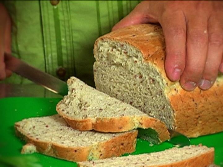 Pan de quínoa