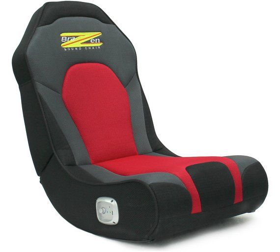 Buy BraZen Sabre Gaming Chair at Argos.co.uk, visit Argos.co.uk to shop online for Gaming chairs, Video games and consoles, Technology