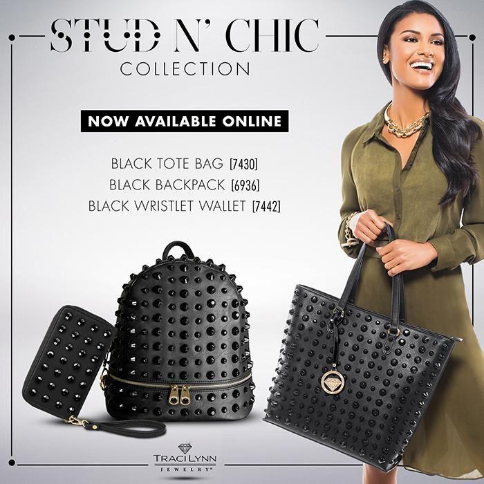 Traci Lynn Fashion Jewelry  Stud N' Chic