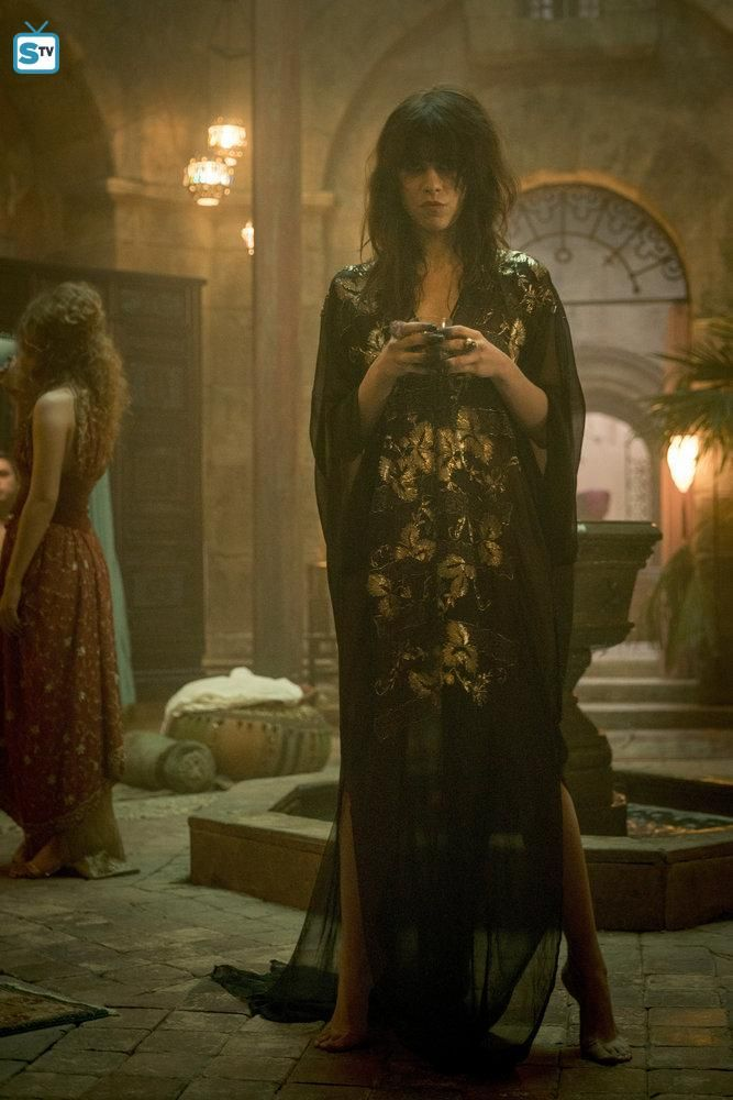 """Emerald City """"The Beast Forever"""" S1EP1"""