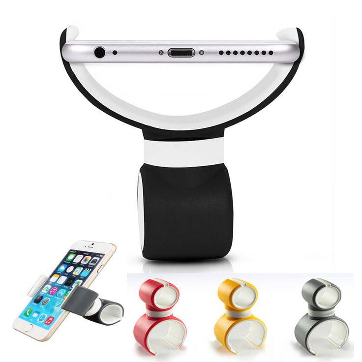 360 град. универсальный автомобиль вентиляционное отверстие стенд велосипед держатель сотового телефона бутылка кронштейн для iPhone 6 Samsung S6 Sony(China (Mainland))