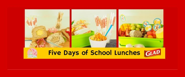 Five Days of Back to School Lunches | Stay at Home Mum