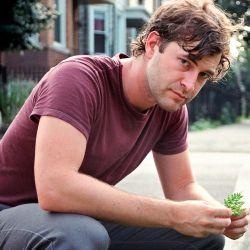 Mark Duplass- aww, he's got a little plant