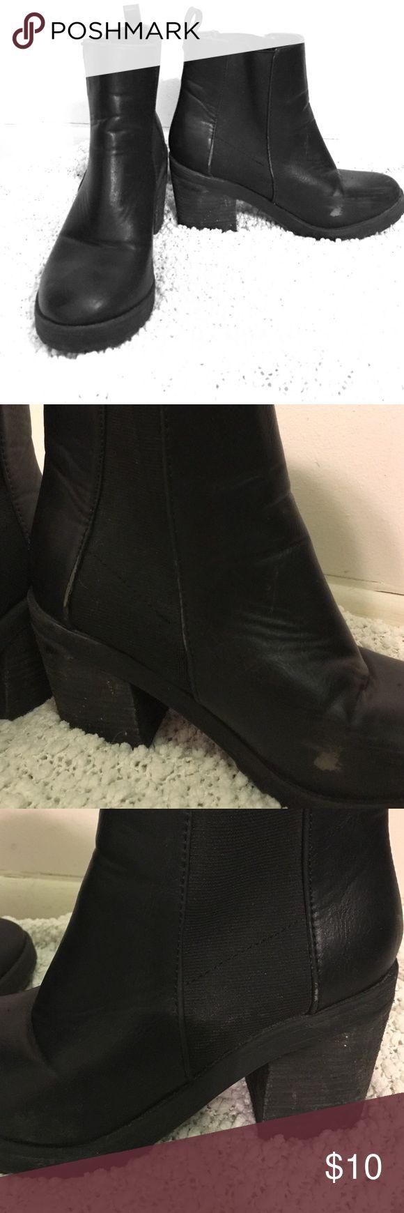 buy online 94c29 f20e2 ... Black - Duke Blue Devils, Kids Unisex Chunky Boots NEW Nike Air Jordan  ...