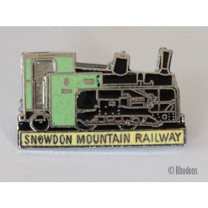 Snowdon Mountain Railway, Steam Train Enamel Lapel Pin Badge Listing in the Enamel Badges & Pinbacks,Badges, Pinbacks & Patches,Collectables Category on eBid United Kingdom | 145237526