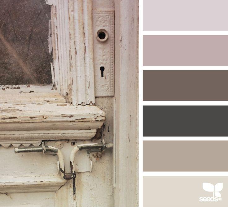 {vintage tones} image via: @designseeds