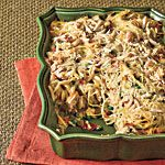 18 quick fix casseroles from Southern Living, freezable
