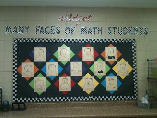 Cool High School Bulletin Boards | classroom bulletin board ideas