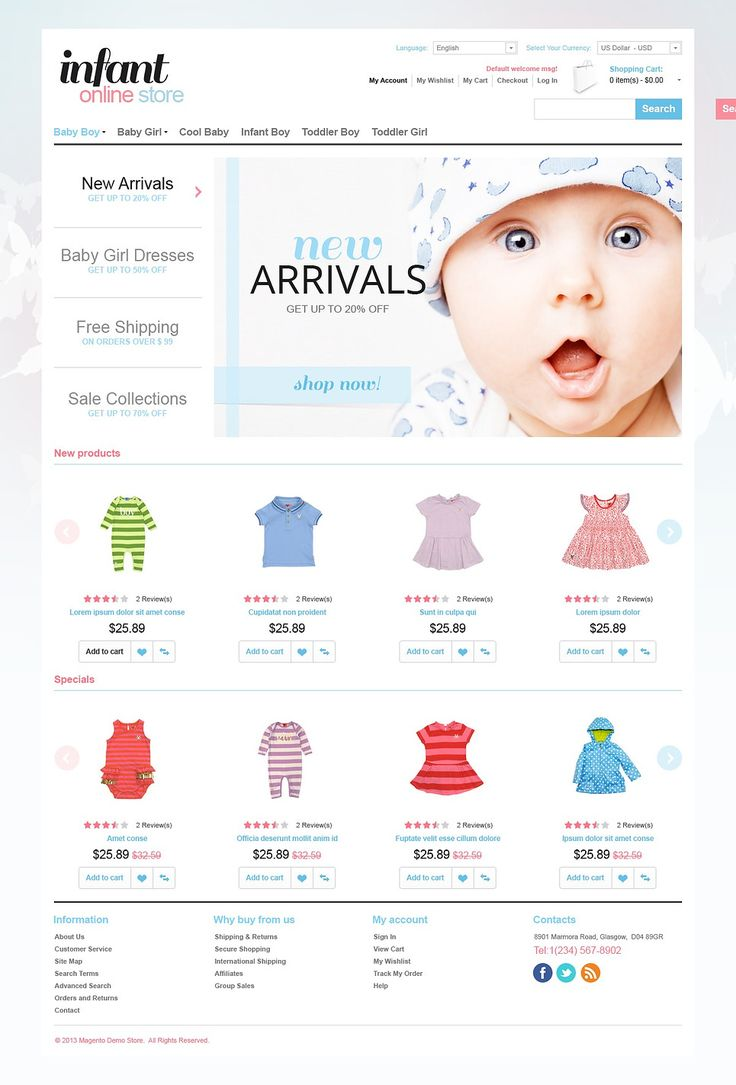 We are very happy to offer you our great collection of Magento templates - www.titantemplates.com