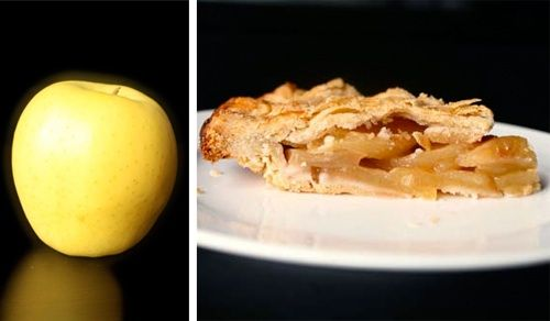 Golden delicious are the best apple for apple pies, according to this great apple-rating site! :)