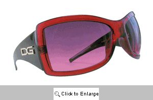 Oversized DG Athena Sunglasses