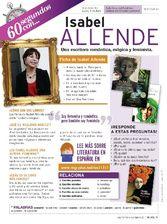 60 segundos con… Isabel Allende