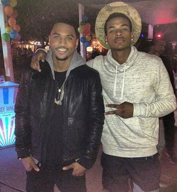 Trey Songz n Trevor Jackson