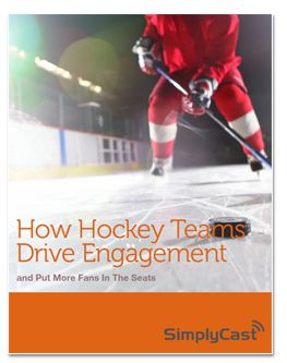 Hockey and marketing go hand in hand once you start using automation to engage fans.
