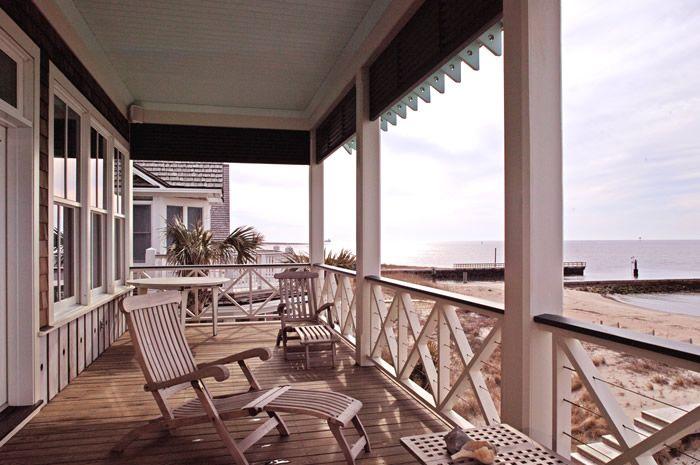 Don Duffy Architecture | Portfolio | Beach House Exterior
