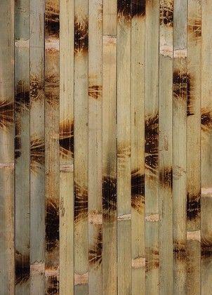 Bamboo Wall Paneling Tortoise 4u0027 X 8u0027