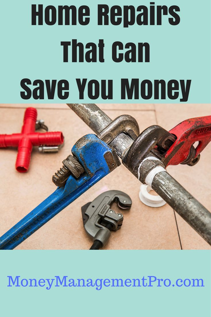 Use preventative measures to save yourself money on home repairs and keep your home in top shape.