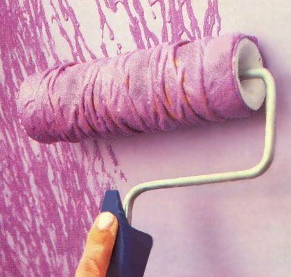 Easy & Creative Decor Ideas - DIY Textured Paint - Click Pic for 38 DIY Home Decor Ideas on a Budget