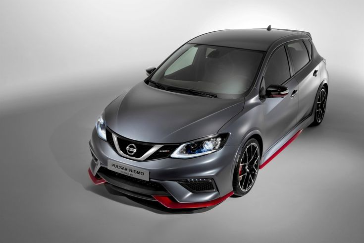 Paris Motor Show 2014 – Nissan