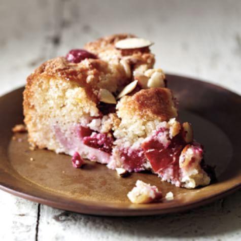 Plum-Almond Cake (Torta di Prugne e Mandorle)   Williams Sonoma