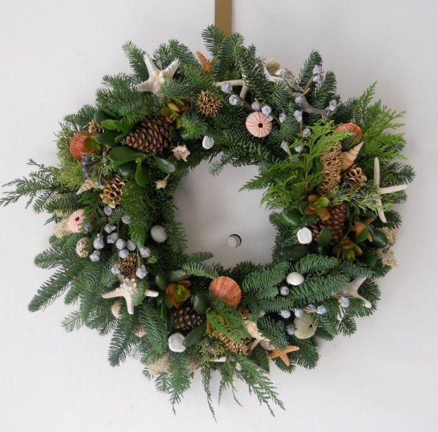 182 Best Seaside Christmas Images On Pinterest