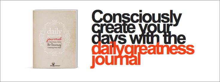 Daily Greatness Journal By Lyndelle Parker Clarke