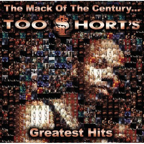 Too Short - The Mack of The Century…Too Short's Greatest Hits, White